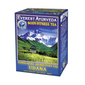 UDANA Stimulation & Body Performance Ayurveda Tea