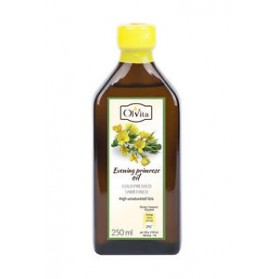 Evening Primrose Oil, cold pressed, unrefined 250ml