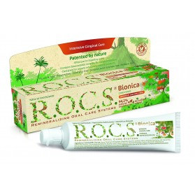 R.O.C.S.® Bionica, Natural Toothpaste, Green wave 60ml