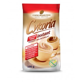 Chicory Instatnt Caffeine-free Coffee, Gluten free