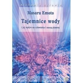 Tajemnice Wody Masaru Emoto Polish Book