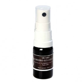 Secret Mumio - Colodial Silver Spray, 10ml