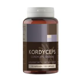 Cordyceps 500 mg 100 capsules
