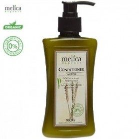 Melica Organic Conditioner, Volume with keratin and honey extract 300ml
