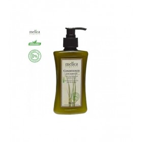 Melica Organic Conditioner, anti-hair loss with shea butter and calamus extract 300ml