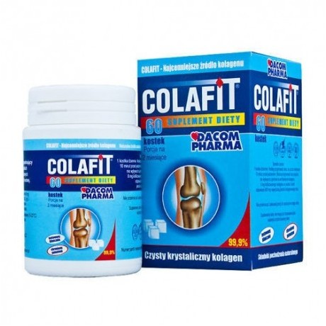COLAFIT clear, crystal natural collagen 60 Capsules