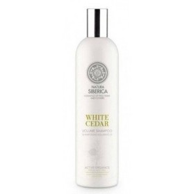 NATURA SIBERICA White Cedar Volume Shampoo 400ml