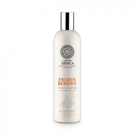 NATURA SIBERICA Frozen Berries Vitamin Shampoo 400ml