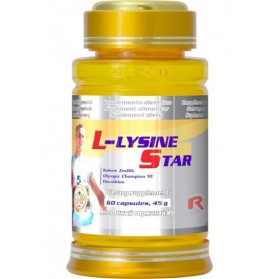 L LYSINE STAR 1000mg