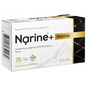 Narine + Mumio 30 capsules, Lactobacillus Acidophilus