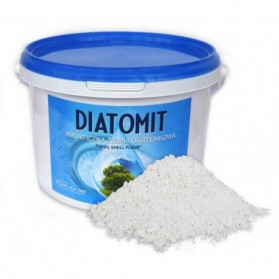 Diatomaceous Earth Powder 1kg (Fossil shell Flour)