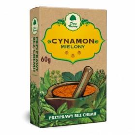 Ground Cinnamon 60g, Natural, Chemicals free